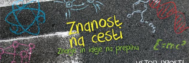 "izr. prof. dr. Saša Novak: ""Znanost na cesti"" je namenjena najširši javnosti"
