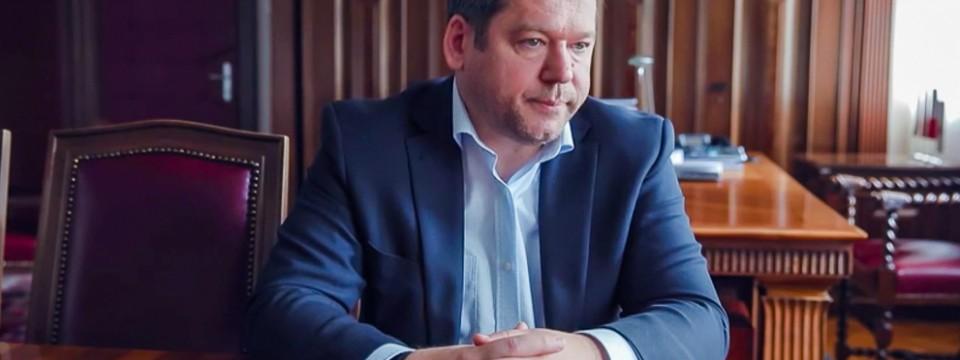 Rektor Univerze v Ljubljani, prof. dr. Igor Papič