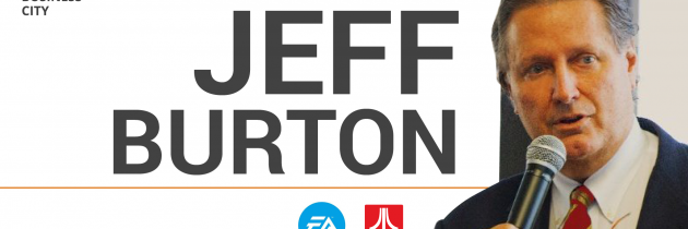 Jeff Burton thoughts on fund raising