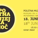 Poletna muzejska noč 2016