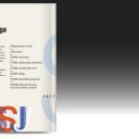 Predstavitvena brošura prvega Sinonimnega slovarja slovenskega jezika