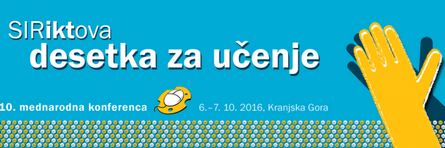10. konferenca SIRikt