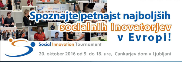 Spoznajte petnajst najboljših socialnih inovatorjev v Evropi