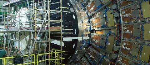 Slovenija na poti v CERN