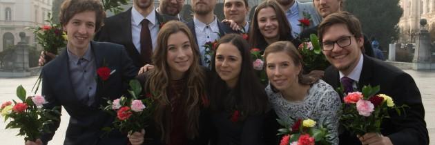 Podelitev Prešernovih nagrad študentom Univerze v Ljubljani