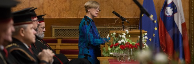 Govor prof. dr. Tatjane Avšič Županc na podelitvi Prešernovih nagrad študentom Univerze v Ljubljani