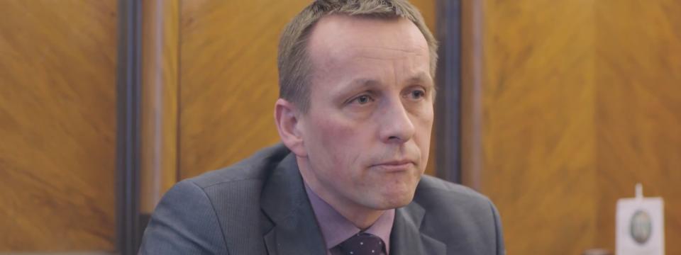 Prof. dr. Gregor Anderluh, direktor KI:  Zavedanje o pomenu znanosti je potrebno utrjevati