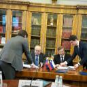 Ruska državna univerza Lomonosov in UP bosta od oktobra skupaj izvajali nov študijski program