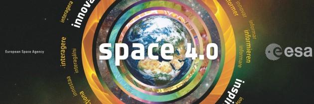 """""""Space 4.0"""" – predavanje generalnega direktorja Evropske vesoljske agencije"""