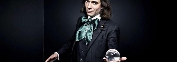 Cedric Villani – francoski matematik v Ljubljani