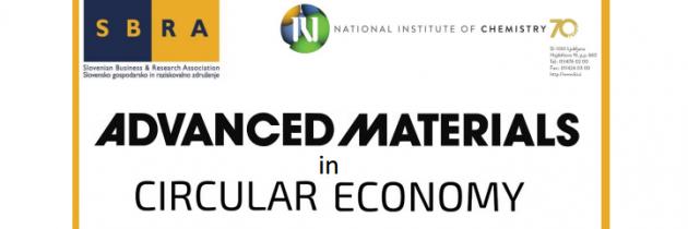 ADVANCED MATERIALS IN CIRCULAR ECONOMY