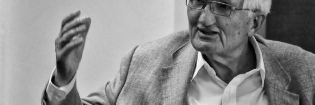 Jürgen Habermas: Zakaj ne prihaja do nujnega sodelovanja?