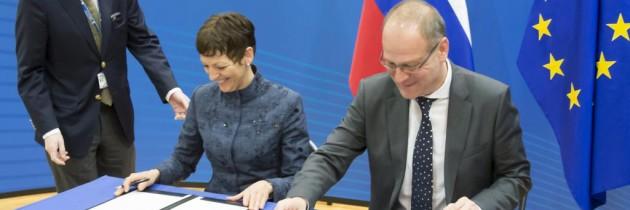 Slovenija vstopa v skupnost odličnih v znanosti