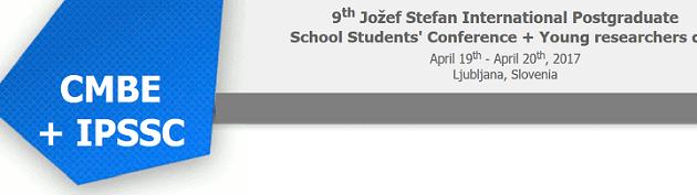 IJS gosti dve študentski konferenci