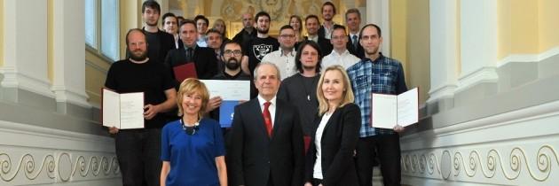 Rektorjeve nagrade za naj inovacijo Univerze v Ljubljani