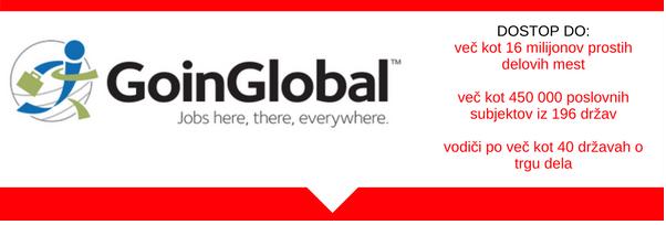 GoinGlobal – dostop do priložnosti v tujini