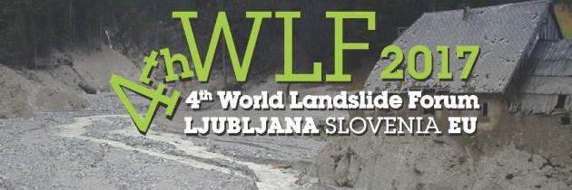 4. Svetovni forum o zemeljskih plazovih