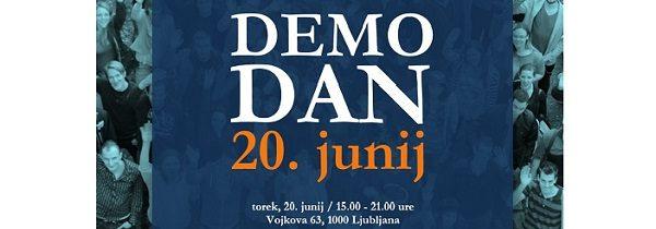 Demo dan – predstavitev in spoznavanje najboljših start-upov