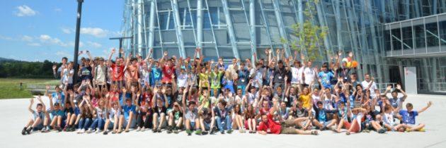 Računalniške počitnice na Poletni šoli FRI 2017