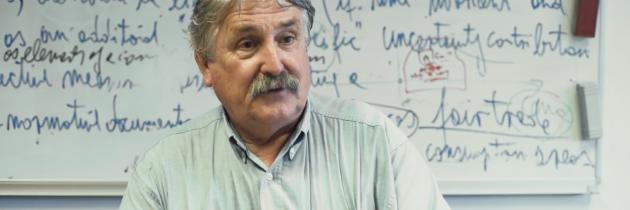 Prof. dr. Janko Drnovšek, FE UL: Merjeneje nemogočega je logičen nesmisel