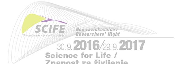 Nagradni natečaj v okviru Evropske noči raziskovalcev 2017