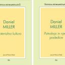 Pogovor o knjigah Daniela Millerja – Materialna kultura in Potrošnja in njene posledice