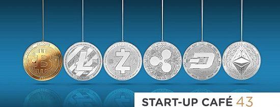 Startup Cafe:  ICO, obljubljena dežela startupov?