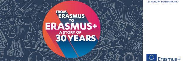 V 30 letih je bilo v program Erasmus vključenih 9 milijonov ljudi