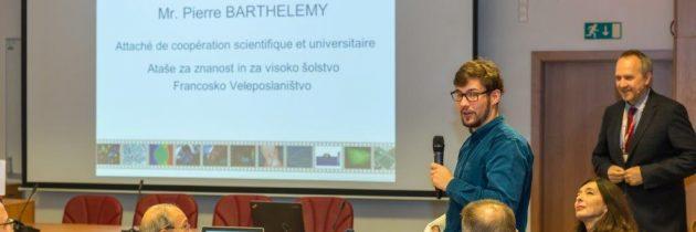 Na ljubljanski Fakulteti za elektrotehniko poteka že 11. mednarodna doktorska šola na temo elektroporacije