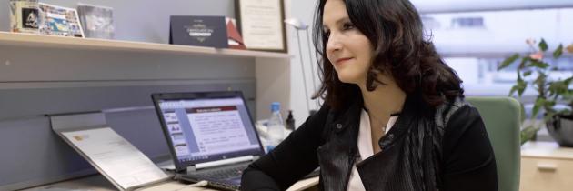 Prof. dr. Polona Domadenik, Ekonomska fakulteta UL: Danes poteka globalna vojna za talente