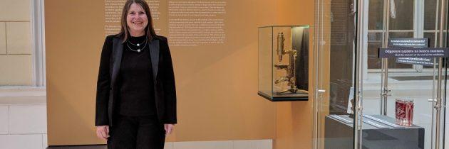 dr. Mateja Kos: Med znanostjo in umetnostjo