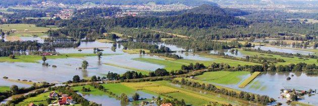 Konferenca na temo varnega sobivanja z vodami