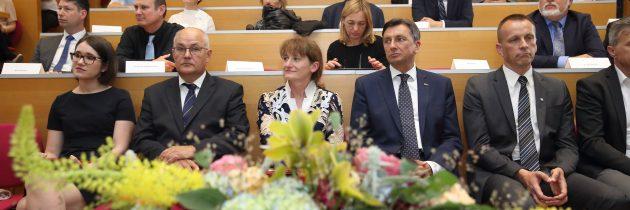 Na Kemijskem inštitutu podelili Preglove nagrade  in doktorsko štipendijo Janka Jamnika