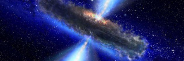 Nasina misija Fermi je identificirala črno luknjo, ki je izstrelila kozmični nevtrino