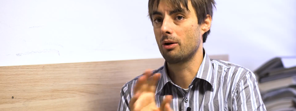 Prof. dr. Matevž Dular, Fakulteta za strojništvo UL:  Naša industrija ima premalo smelosti za aplikacije pomembnih znanstvenih dognanj