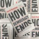 """David Runciman: """"How democracy ends"""","""