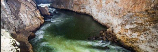 Kvartarna stratigrafija v kraških jamah ali kako je bilo na svetu pred 2,5 milijona leti