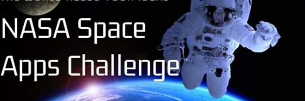 Hekaton NASA Space Apps Challenge ob 60. obletnici NASE