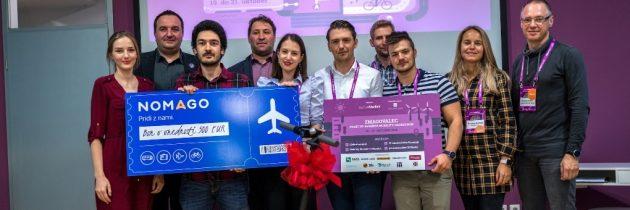 Fleksi paket je zmagovalec Mobility Hackathona