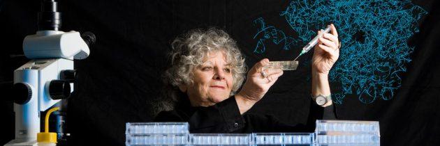 Prof. Dr. Ada Yonath: Nobelova nagrajenka za kemijo 2009