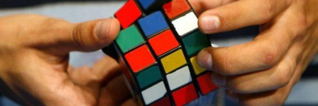 Tekmovanje v hitrostnem reševanju Rubikove kocke – Ljubljana Open 2018