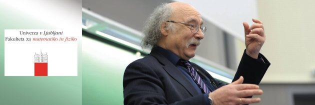 prof. Duncana Haldane: Izzivi sodobne fizike