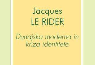 Pogovor z dr. Jacuqesom Le Riderjem