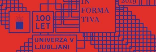 Univerza v Ljubljani na Informativi 2019 v znamenju stoletnice