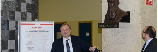 Filozofska fakulteta Univerze v Ljubljani praznuje 100 let