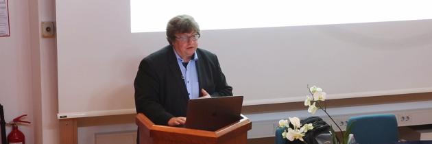 """Prof. dr. Bart  De Moor,  Bo življenje nekega dne """"zaživelo""""?"""