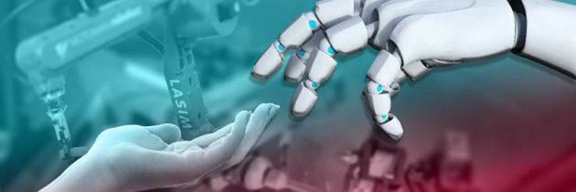 Raphaël Rault: Ljudje in inteligentni roboti v prihodnosti – sobivanje ali boj?