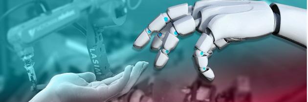 Prof. Dr. Alexander Czinki: Pot robotov – včeraj, danes, jutri