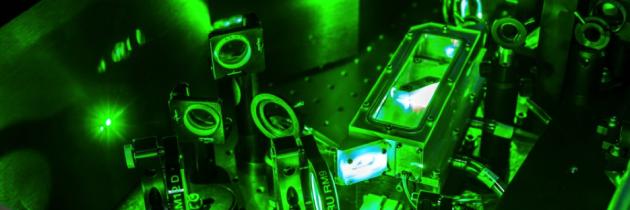 Raziskovalca Univerze v Novi Gorici odigrala pomembno vlogo pri razvoju rentgenskega laserja