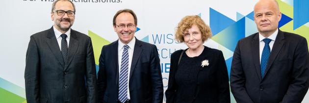 Partnerice Srednjeevropskega partnerstva za znanost (CEUS) podpisale sporazum